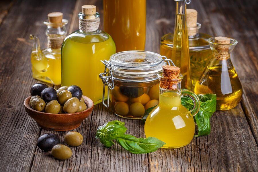 L'olio quattrociocchi, come usare l'olio extravergine di oliva
