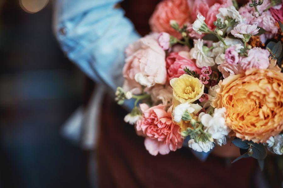 Ricevere fiori a domicilio non è mai stato così facile